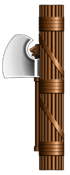 Fasces as a decisive collapsing together of the distinctive axes of bias