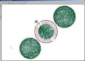 Pattern Language mapped bia Netmap