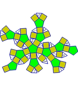 Complexification of mapping of G20 Group onto a rhombicosidodecahedron
