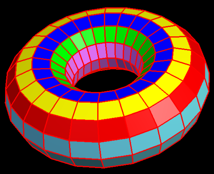Conversion of mapping on icosidodecahedronto into Waterman_root-5 4D polytope