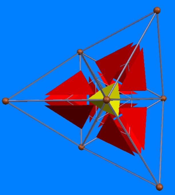 Zonohedrification of NATO