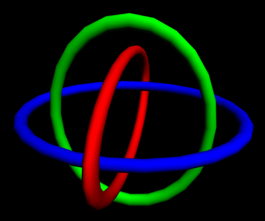 Logo of International Mathematical Union