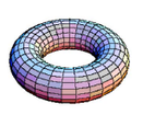 Transition from matrix to torus